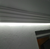 Mr Cornice - LED LS01 Up and down light cornice