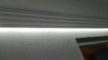 Mr Cornice - LS01 up or downlight LED cornice